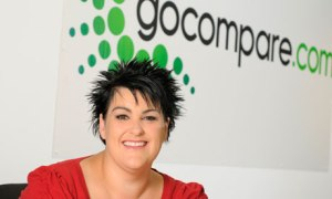 Hayley Parsons, founder and CEO of Gocompare.com